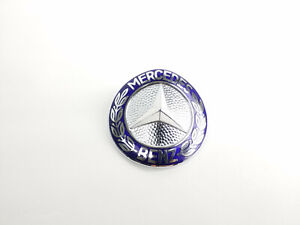 Mercedes Front Grille Badge New Oe W108 W109 W110 W111 Fintail Sedan Coupe Cab