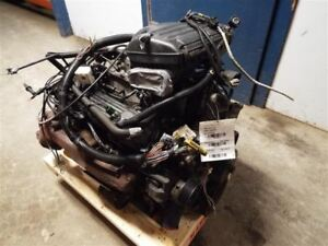 Engine 8 318 5 2l Gasoline Vin Y 8th Digit Fits 98 03 Dodge 1500 Van 205810
