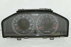 08 Volvo 70 80 Series Speedometer Instrument Cluster Dash Panel Gauges 53 000