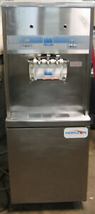 Taylor Softserve Ice Cream Soft Serve Machine Freezer Twin Twist 3 Model 8756 27