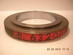 X Setting Ring Edmunds 6 6320 Bore Gage Or Id Micrometer Standard
