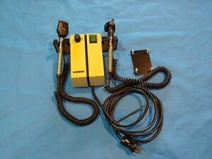 Welch Allyn 74710 Transformer Otoscope Ophthalmoscope 11710 Ophthalmology
