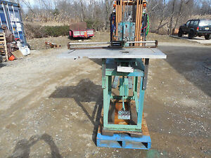 Roper Whitney 58 Kick Whitney Jensen 58 Punch Punch Press Diacro Punch