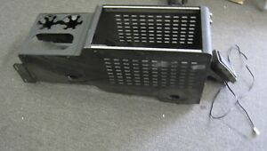 Troy Products Police Crown Victoria Center Console P71 Interceptor Metal Console