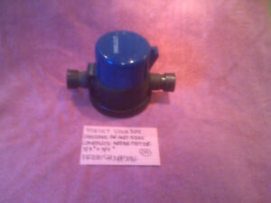 Hersey Voga204 Genuine Brand New Composite Water Meter 5 8 3 4 Free Shipping