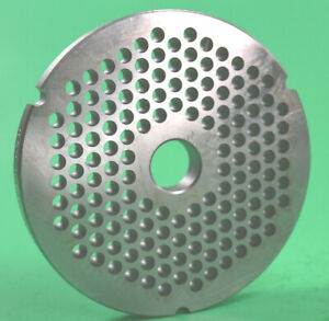Size 42 X 1 4 Meat Grinder Disc Plate For Cabelas 1 3 4 Hp Biro Hobart