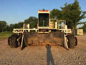 Scarab Model 14 Self Propelled Compost Turner