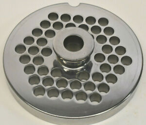 56 X 1 2 Holes Stainless Meat Grinder Disc Plate For Omcan Butcher Boy