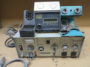 Pace Soldering Equipment Pace Solder Station Pps101 Sensa Temp Rests