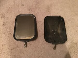 1940 S 50 S 60 S Chevy Gmc Pickup Truck Vintage Side Mirror