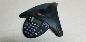 Polycom Soundstation 2w 2201 67800 022 Wireless Conference Phone