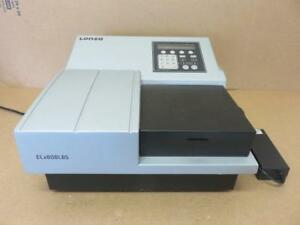 Biotek Lonza Elx808iubwi Absorbance Microplate Reader 96 well