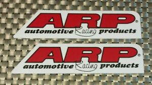 Arp Stickers Decals 1 5x6 Racing Free Shipping Nhra Offroad Drags Koh Atv