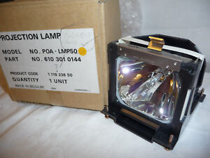 Bulb For Sanyo Plc se10 Projector 30