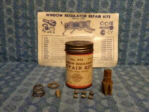1930 1940 Chevrolet Truck Nors Window Regulator Repair Kit 1931 32 34 36
