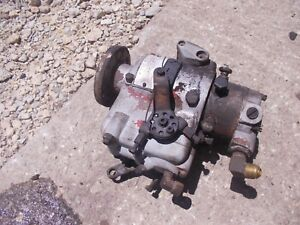 Farmall 450 400 Diesel Tractor Ih Engine Motor Fuel Pump