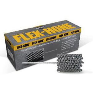 3 3 4 Commercial Hd Cylinder Flex Hone 240 Grit 95mm Silicon Carbide