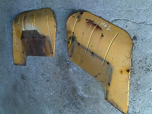 International Cub 154 Low Boy Tractor Ih Pair Set Of Rear Fenders Right