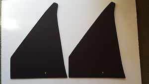 68 69 70 Dodge Charger Headliner Sail Panel Boards Pair new