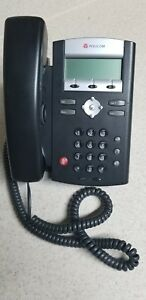Polycom Soundpoint Ip 331 Voip Business Phone W Base Power Supply lot Of 6
