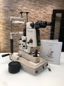 Refurbished Nidek Yc1400 Ophthalmic Yag Laser With Manual Warranty