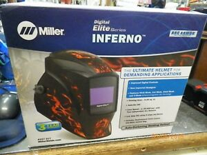 Miller Welding Digital Elite Inferno Welding Hood