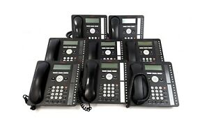 Lot Of 6 Avaya 1616 i Ip Voip Business Phone 700458540
