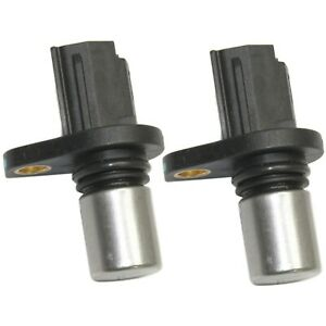New Camshaft Position Sensors Set Of 2 For Chevy 4 Runner Toyota Camry Rav4 Pair