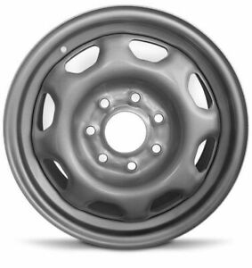 Steel Wheel Rim 17 Inch 10 14 Ford F 150 Pickup Truck 7 Lug 150mm Gray New