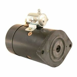 New Pump Motor For Hale Fire Truck Primer Pump 46 3663 Mcl6509 Mcl6509s