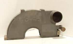 Walker Turner Radial Arm Saw 1100 Cast Iron Saw Blade Guard Part ra 342