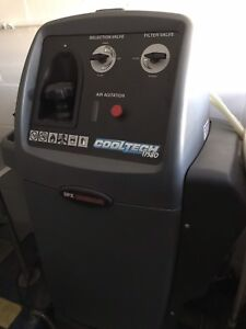 Robinair 17580 A c System Component Flusher Machine Commercial Spx Cool Tech