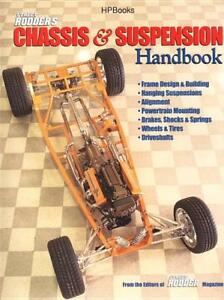 Street Rodder S Chassis Suspension Handbook Brand New Asc 1932 Ford Scta