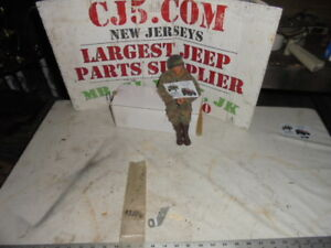 Jeep Willys Truck Wagon Jeepster Cj Special Bracket 933516