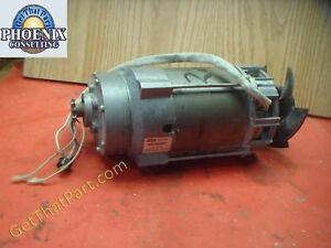 Dahle 20800 Complete Main Motor Reducer Drive Assy J26vw380