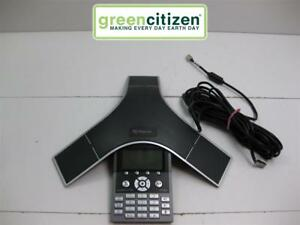 Polycom 2201 40000 001 Soundstation Ip 7000 Conference Phone W Cord