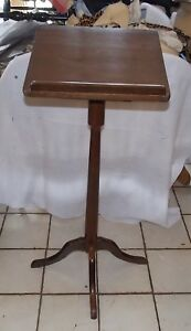 Solid Cherry Podium Or Lectern By Ellsworth Rp