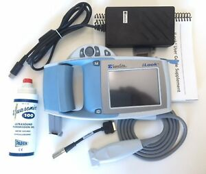 Sonosite Ilook 25 Portable Ultrasound System Whit A Lpx7 Probe Used Tested