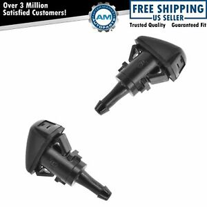 Mopar Oem Windshield Washer Nozzle Pair For Ram Magnum Charger Chrysler 300 New