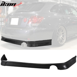 Fits 02 05 Lexus Is300 Sportcross Wagon Rear Bumper Lip Pu
