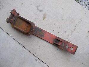 Allis Chalmers Wd Tractor Original Ac Middle Seat Assembly Main Mounting Bracket