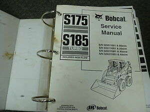 Bobcat S175 | Rockland County Business Equipment and Supply Brokers