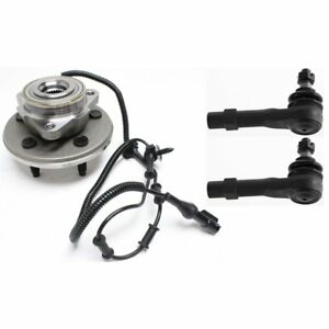 Wheel Hub Kit For 2002 2003 Ford Explorer Front 3pc