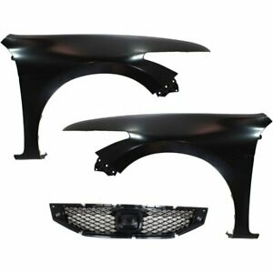 Fender Kit For 2008 2010 Honda Accord Front Coupe 3pc