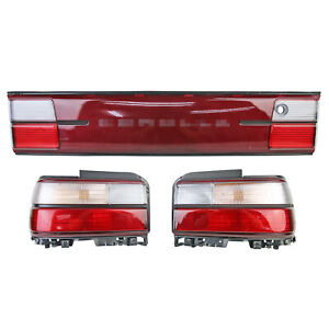 Jdm Style Rear Trunk Garnish Tail Light For Toyota Corolla Ae100 Ae101 1992 95