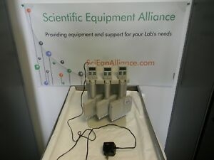 Rainin Edp3 Multi channel Pipettes With E3 Rapid Charge Stand