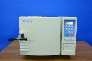 Harvey Autoclave Sterilemax St75925 Tattoo Parlor Working Condition See Pics