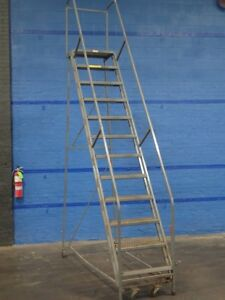 Pw Portable Stairs 12 Steps 08180570009