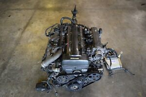 Jdm Toyota 2jzgte R154 5 Speed Engine Swap S13 S14 Jza80 Jzs147 Aristo Supra