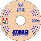 Atsg Gm Chevy Th350 Th350c Transmission Rebuild Tech Manual Chevrolet 44400